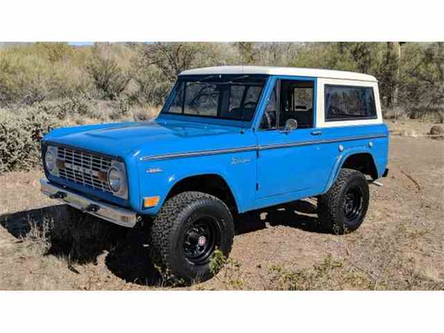 Picture of '69 Bronco - MZTN