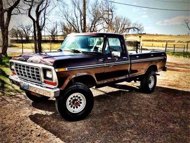 Picture of '77 F250 - MZTP