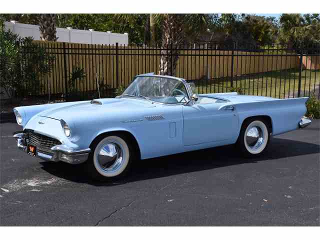 Picture of '57 Thunderbird - MZUG
