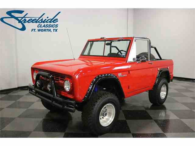 Picture of '69 Bronco - MZUO
