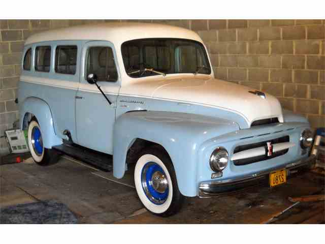 Picture of '55 Travelall - MZV2
