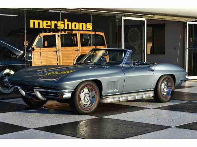 Picture of '67 Corvette - MZV5