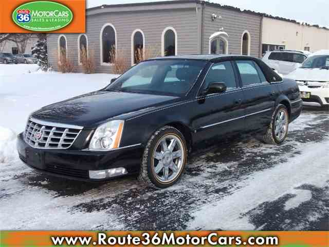 Classic cadillac dts for sale on classiccars 2007 cadillac dts sciox Gallery