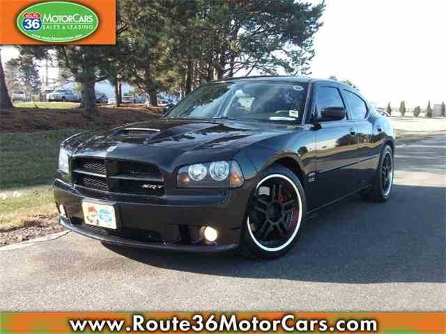 Picture of '06 Charger - MZVA