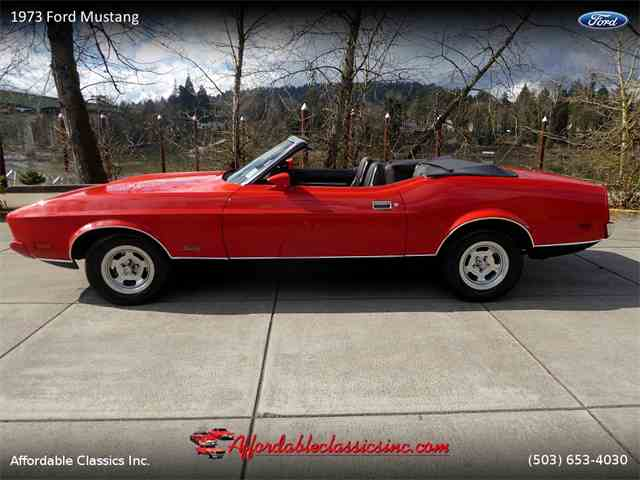 Picture of '73 Mustang - MZVD