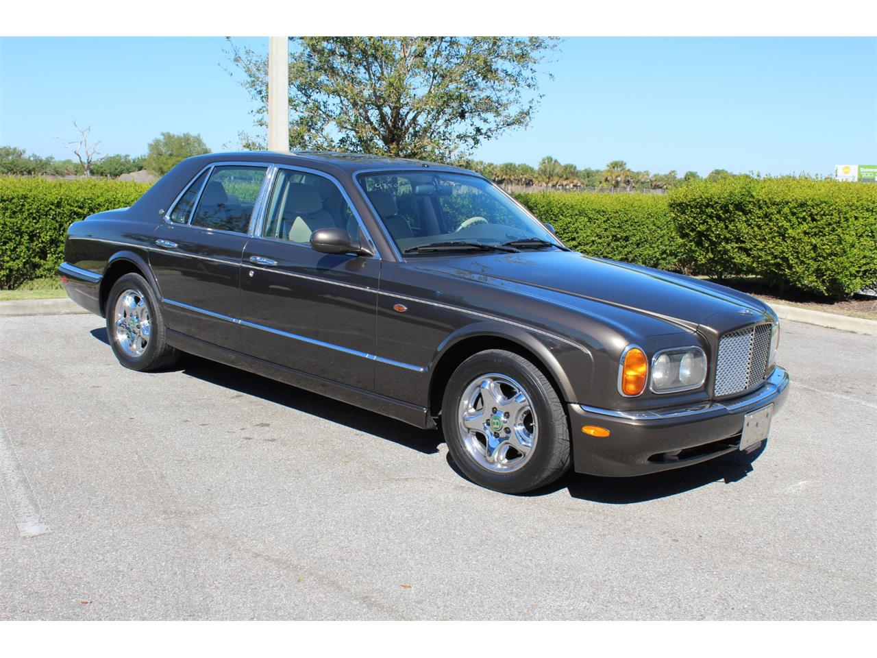 Large Picture Of 1999 Arnage Located In Sarasota Florida Offered By Classic Cars