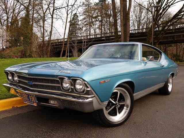 Picture of Classic '69 Malibu located in Eugene Oregon Auction Vehicle - MZVQ