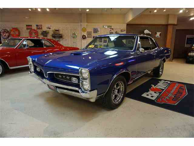 Picture of '67 GTO - MZVT