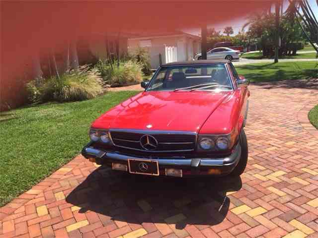 Picture of '88 560SL - MZWA