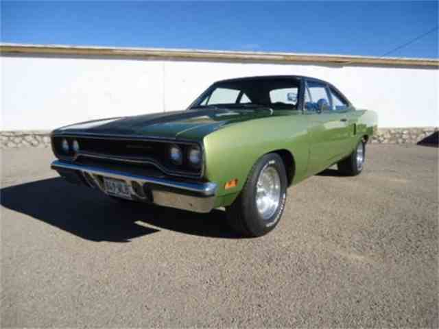 Picture of '70 Plymouth Road Runner located in Harrison ARKANSAS - $29,000.00 - MZWC