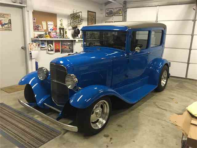 Picture of Classic '30 Ford Sedan located in Auburn Washington - $33,500.00 - MZWE