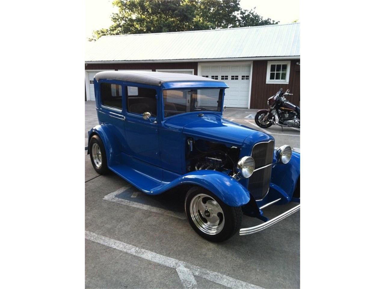 Large Picture of '30 Sedan - MZWE