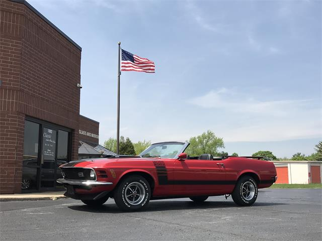Picture of '70 Mustang - MZWN
