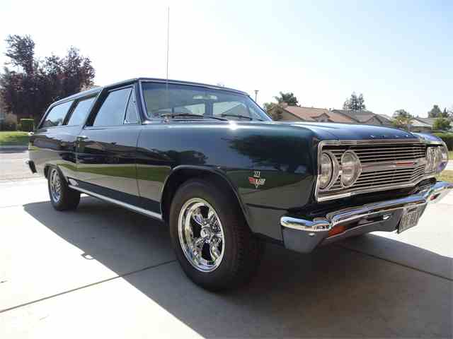 Picture of Classic '65 Chevelle located in California Offered by a Private Seller - MZWR