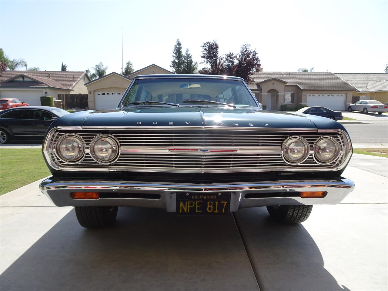 Large Picture of '65 Chevelle - MZWR