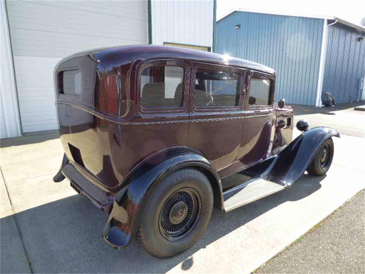 Large Picture of '30 Model A - MZWT