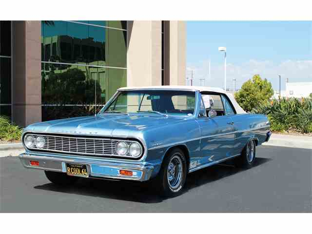 Picture of '64 Chevelle Malibu - MZX3