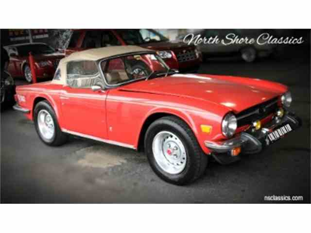 Picture of '76 TR6 - MZXE
