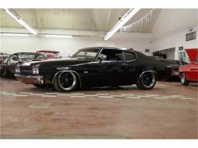 Picture of '70 Chevrolet Chevelle Offered by North Shore Classics - MZXL