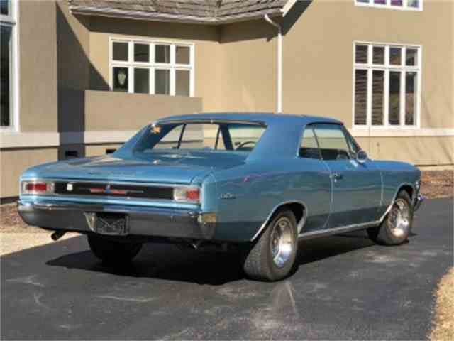 Picture of '66 Chevrolet Chevelle - $27,500.00 - MZXS