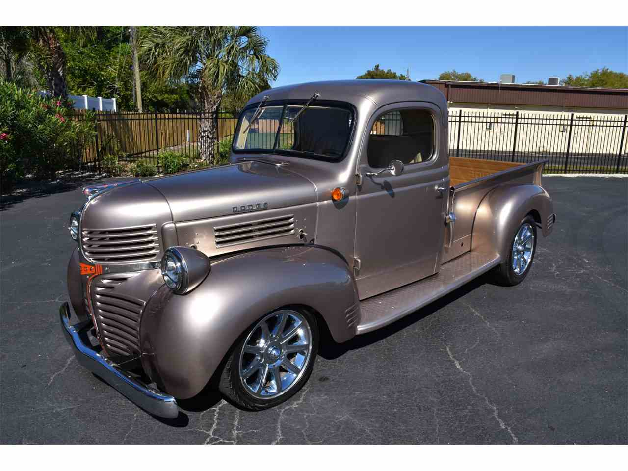 1941 Dodge Pickup for Sale | ClicCars.com | CC-1073018