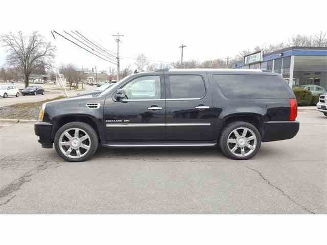 Picture of '11 Escalade - MZY3