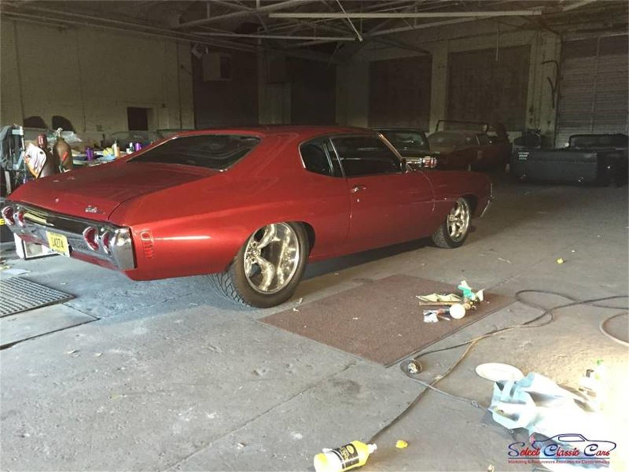 Large Picture of '72 Chevelle - MZYH