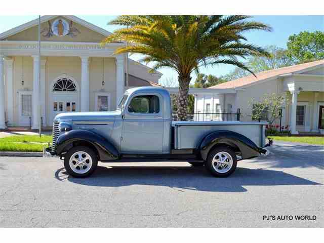 Picture of Classic 1940 Pickup located in Clearwater Florida - $44,900.00 - MZYJ