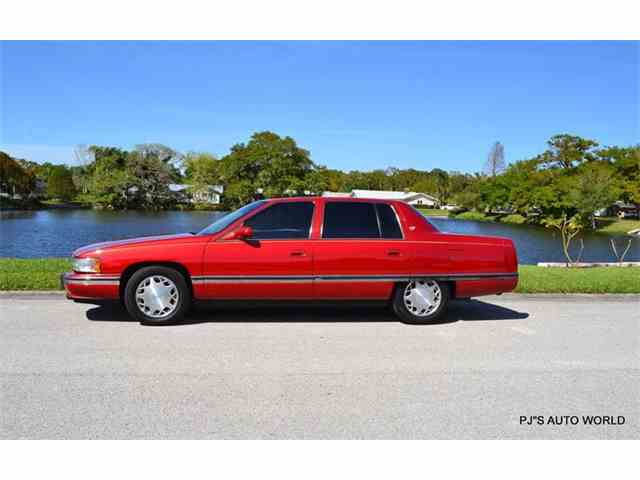 Picture of 1996 Cadillac DeVille - $6,900.00 Offered by  - MZYV