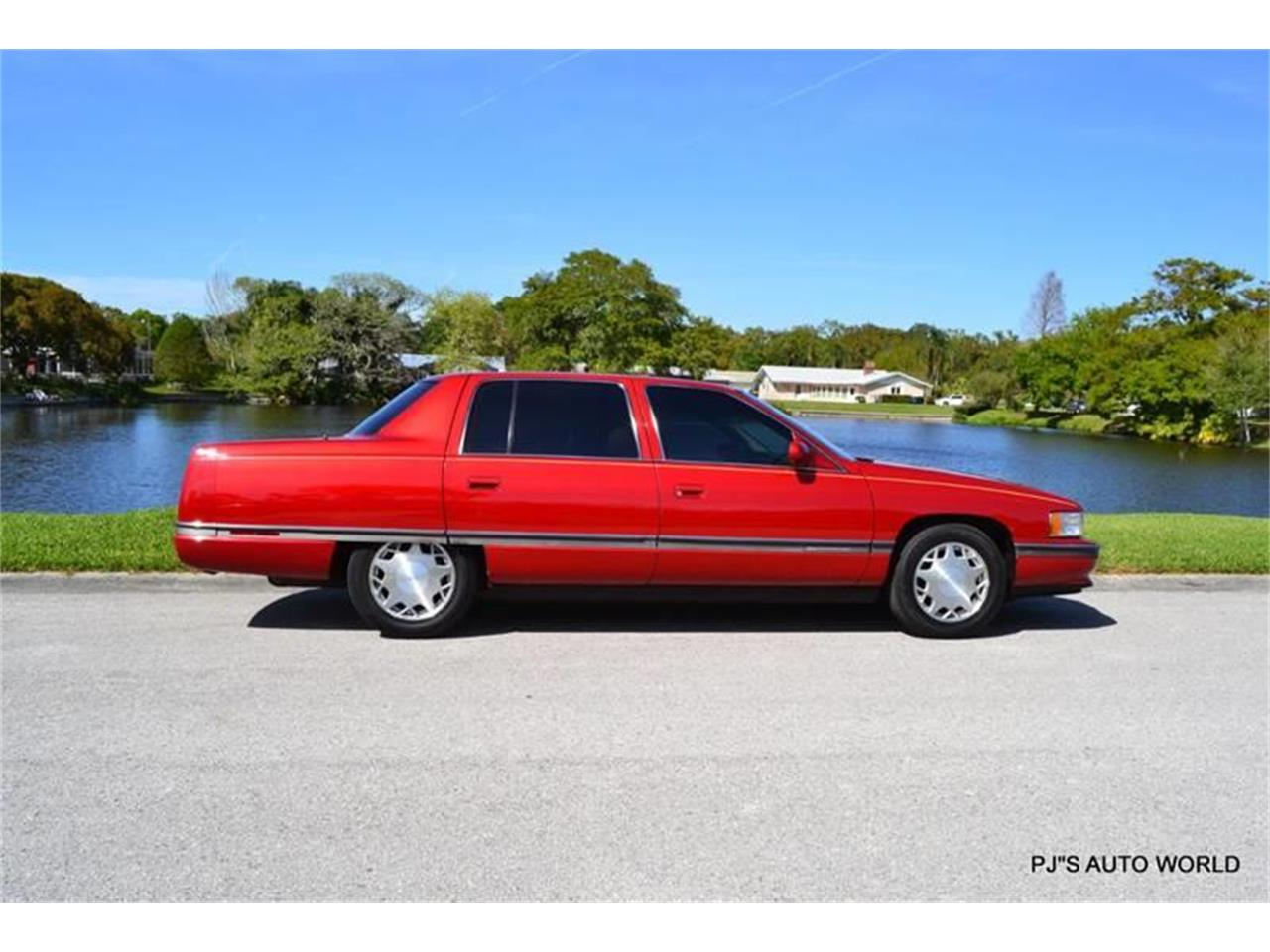 Large Picture of '96 DeVille - MZYV