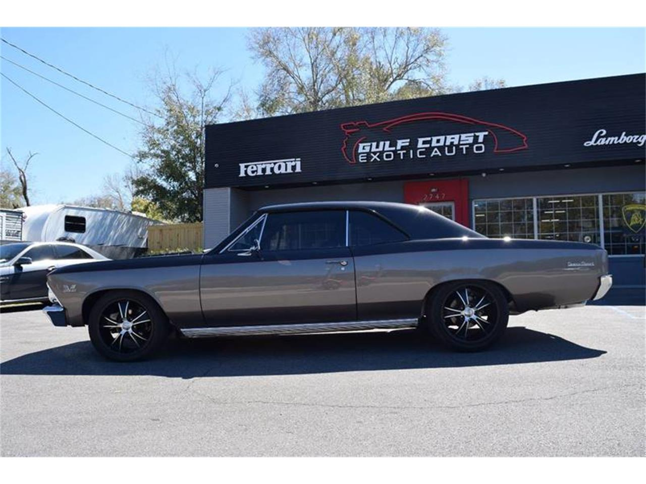Large Picture of '66 Chevelle - MZYX