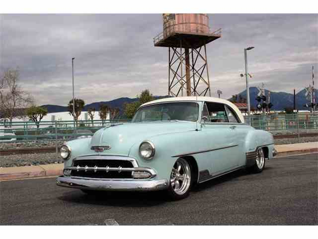 1952 Chevrolet Bel Air for Sale on ClicCars.com