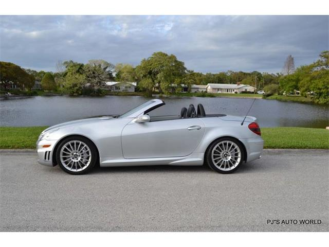Picture of '05 SLK-Class - MZZ6
