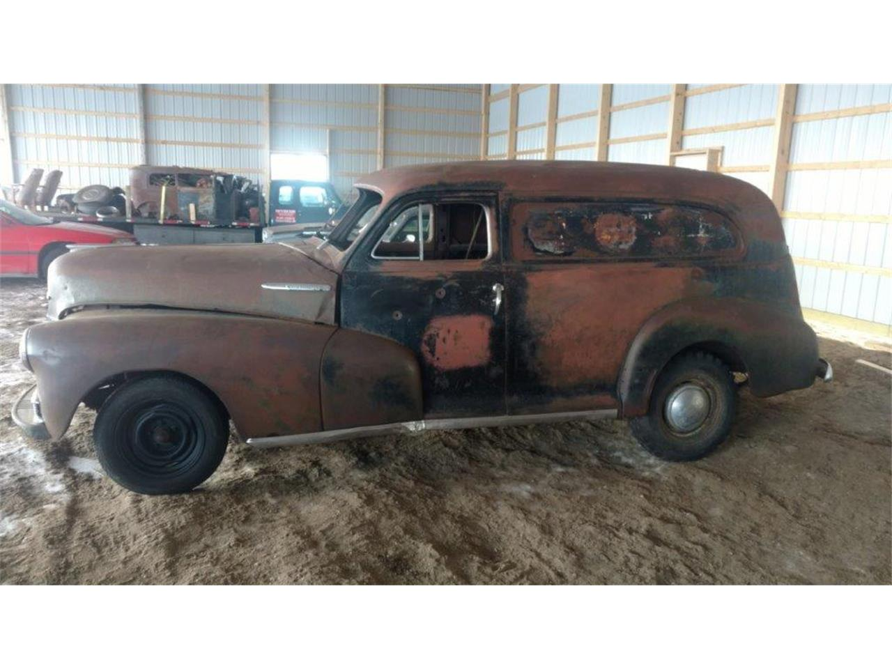 Large Picture of '47 Sedan Delivery - MXUQ