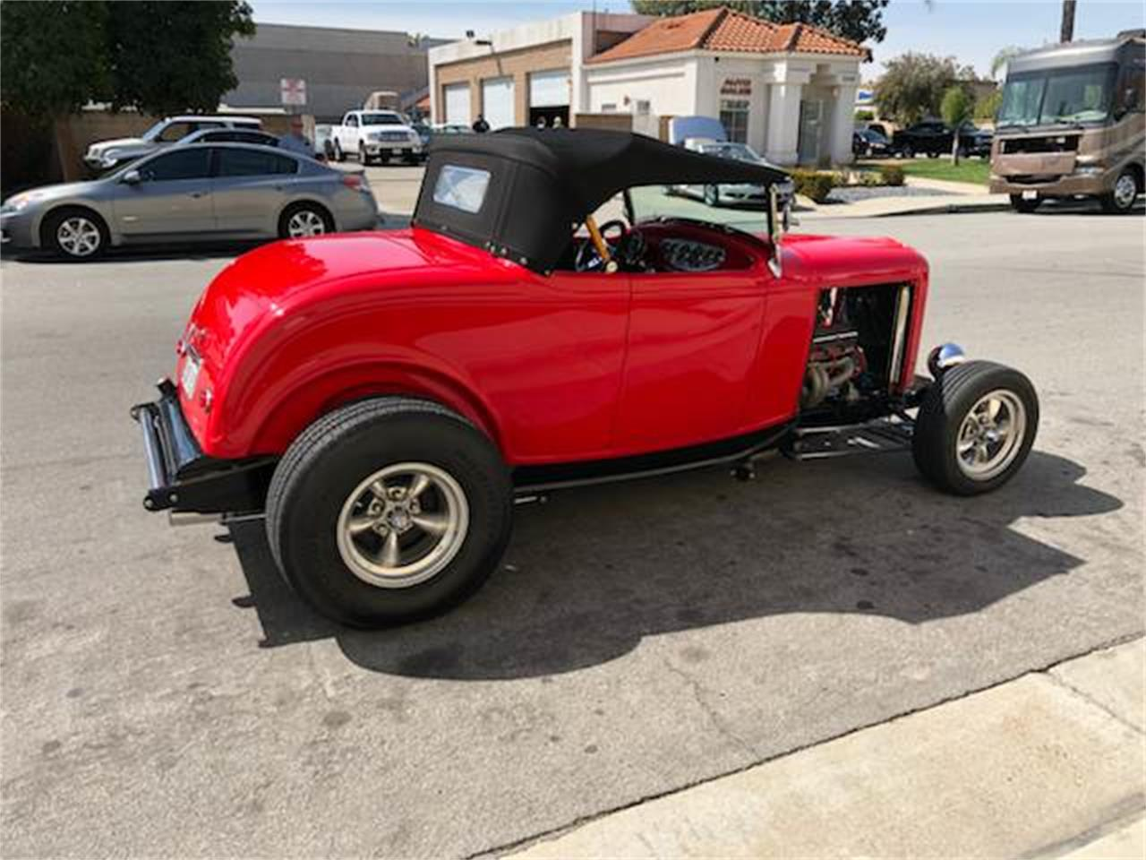 Large Picture of Classic '32 Roadster Auction Vehicle Offered by Highline Motorsports - MZZE