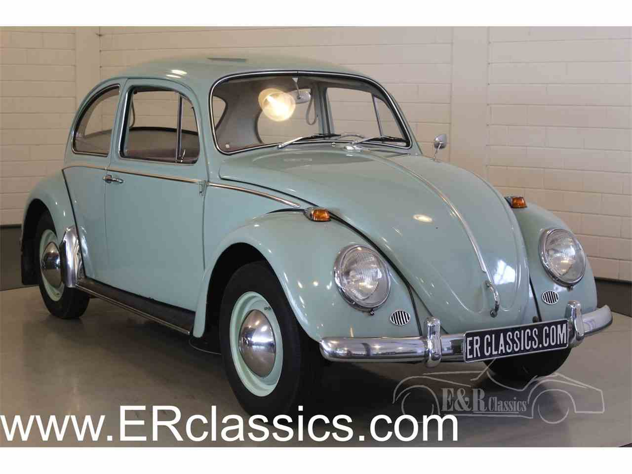 1965 Volkswagen Beetle for Sale | ClicCars.com | CC-1073089