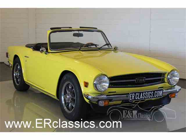 Picture of '75 TR6 - N005