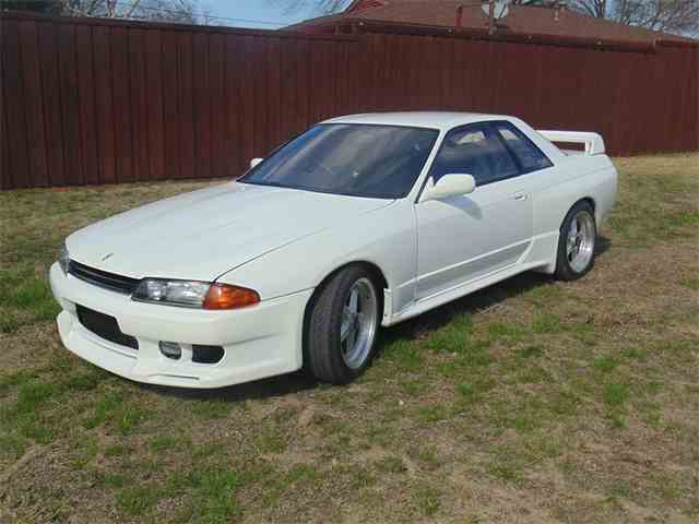 Picture of '92 Skyline - N00B
