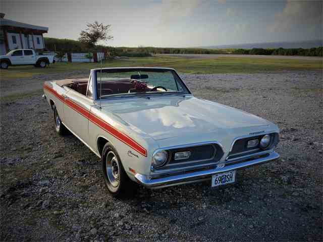 Picture of '69 Barracuda - N00C