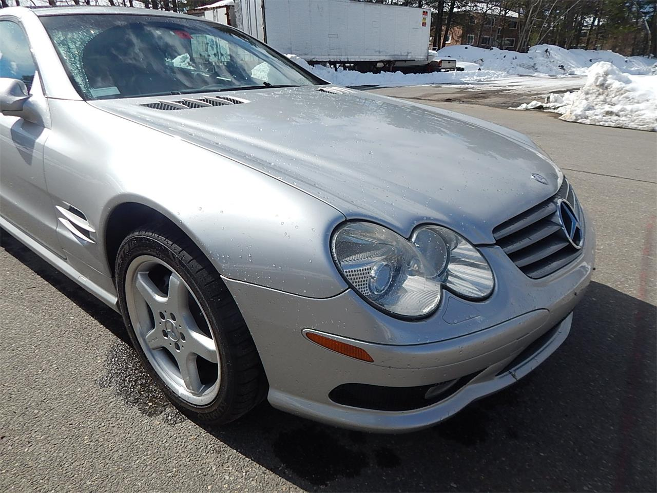 Large Picture of '03 SL500 - N00J
