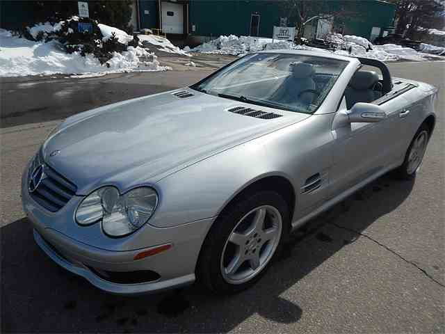 Picture of 2003 Mercedes-Benz SL500 Offered by a Private Seller - N00J