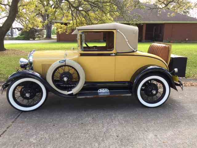 Picture of 1929 Model A located in New Olreans LA - LOUISIANA - $12,000.00 - N00K