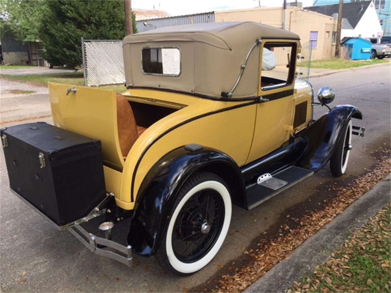 Large Picture of '29 Model A - N00K