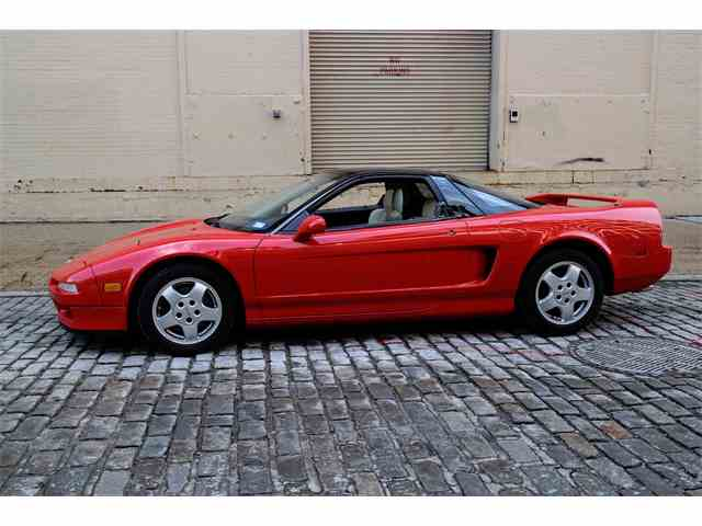 Picture of '91 NSX - MXUX