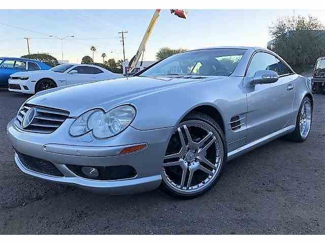 Picture of '03 SL500 - N017