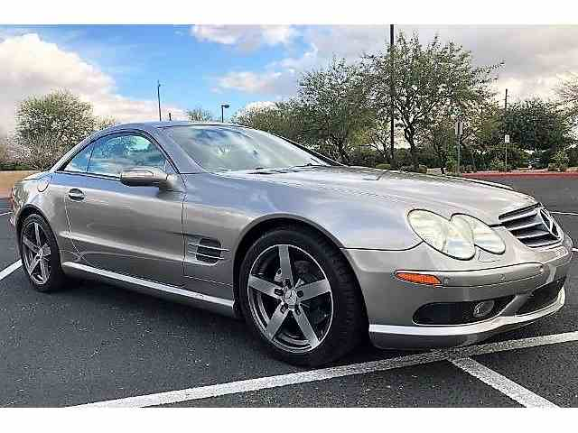 Picture of '05 SL500 - N01B