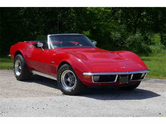 Picture of Classic 1971 Chevrolet Corvette located in Illinois - MXUY