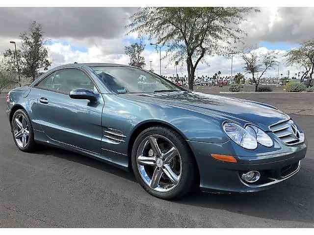 Picture of '07 SL550 - N01H