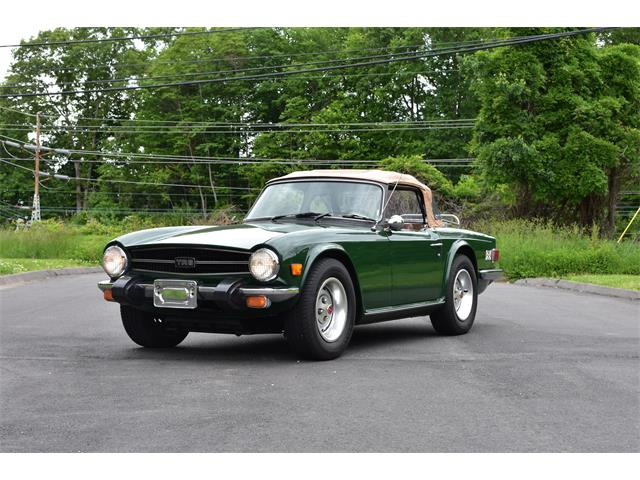 Picture of '76 TR6 located in Orange Connecticut - N022