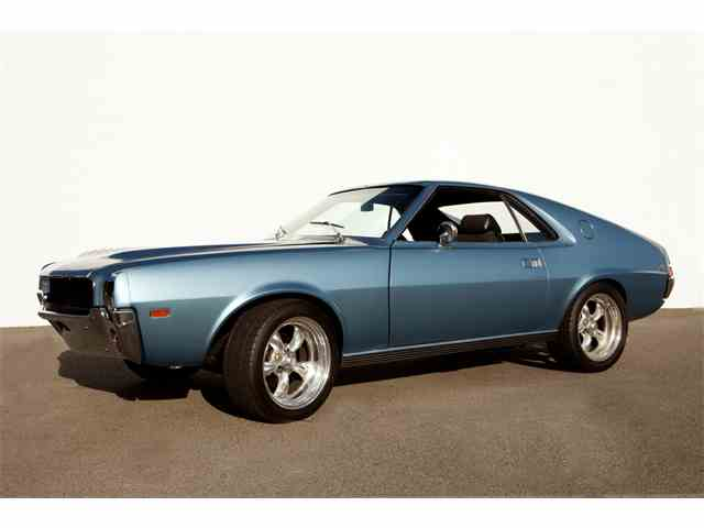 Picture of 1969 AMX - $32,000.00 Offered by  - N025